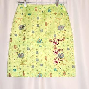 SALE Christian Lacroix Bazar Mini Skirt